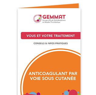 anticoagulant-voie-sous-cutanee